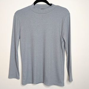 NWT Jcrew Grey turtleneck size M